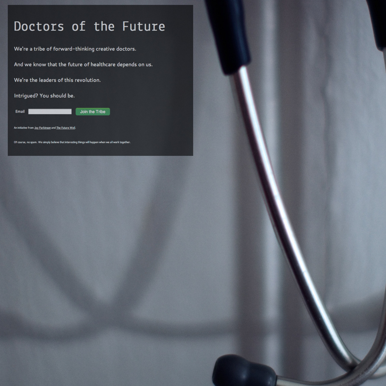 Doctors of the Future.htm